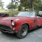 1956 Ford Thunderbird for sale 05