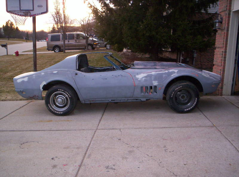 for more corvette project cars for sale check out the auctions below. Cars Review. Best American Auto & Cars Review