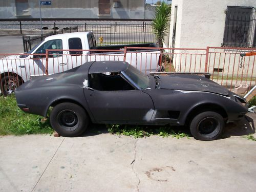 1971 Corvette T-top – $2,000 | Musclecars For Sale at CarsInWeeds.com